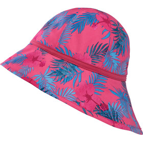 Jack Wolfskin Yuba Casquette Fille, hot pink all over